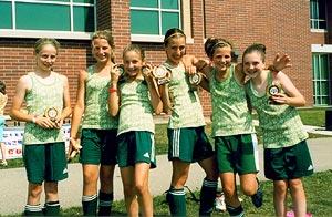 winning team
