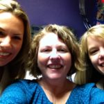 TeamSnappers Jen Coates, Jenn Southan and Beth Hazen pose for a selfie.