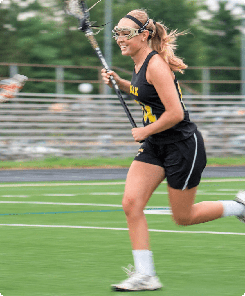 Preview of customer story: Belles Lacrosse Club