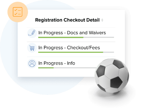 TeamSnap's #1 soccer registration feature