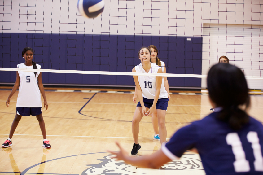 A preview image for the article: Photographing Volleyball