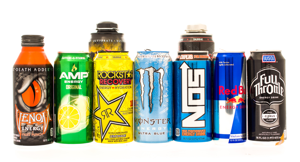 A preview image for Energy Drinks May Give Kids Wings And Head Injuries