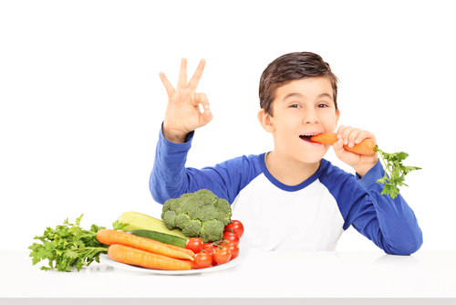 A preview image for Eating Your Vegetables Can Help You Hit a Fastball