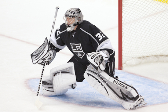 A preview image for the article: Defining Mental Toughness With The Los Angeles Kings