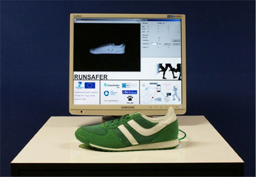 A preview image for New Running Shoes Will Give Real-Time Biomechanical Feedback