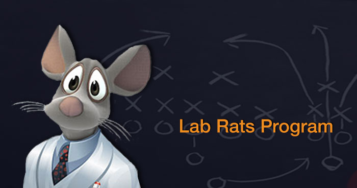 Lab rat image